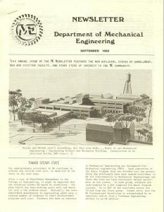 ME Newsletter September 1982