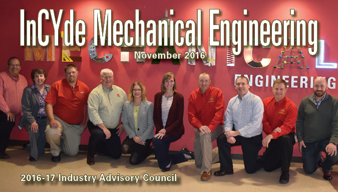 InCYde Mechanical Engineering November 2016